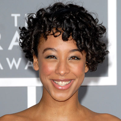 Corinne Bailey Rae Star Hairstyles From A To L Instyle Com
