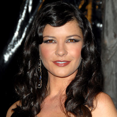 Catherine Zeta-Jones - Star Hairstyles from A to L - Get Hollywood Hair