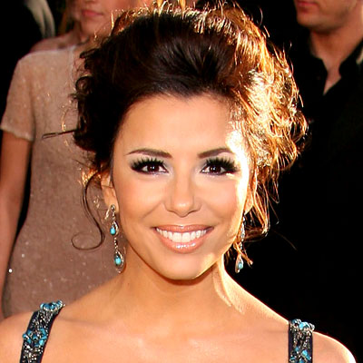 Eva Longoria Parker - Star Hairstyles from A to L - Get Hollywood Hair