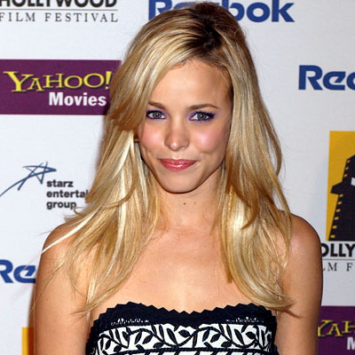 Rachel McAdams - Star Hairstyles from A to L - Get Hollywood Hair - Beauty -
