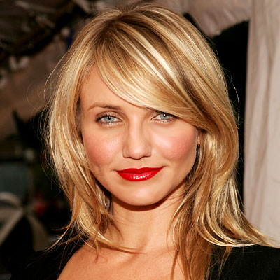 cameron diaz hair in what happens in vegas. Cameron Diaz#39;s straight