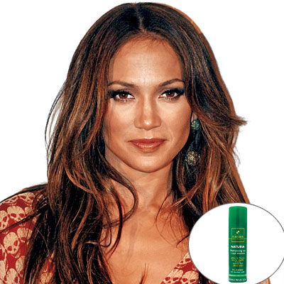 Jennifer Lopez Hair on The Hair Pros