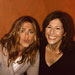 Jennifer Aniston [BR] and Catherine Keener
