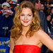 Drew Barrymore, holiday dresses
