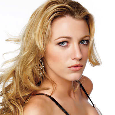 Holiday Beauty Tips, Blake Lively