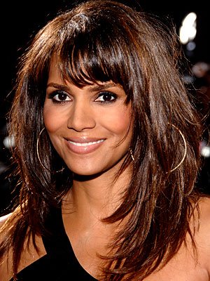Halle Berry, Holiday Beauty. Lester Cohen/WireImage
