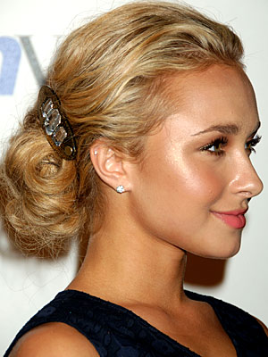 Celebrity hairstyles Hayden Panettiere 6