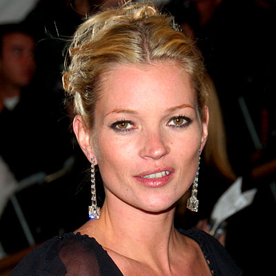 Kate Moss - Star Hairstyles from A to L - Get Hollywood Hair - Beauty -