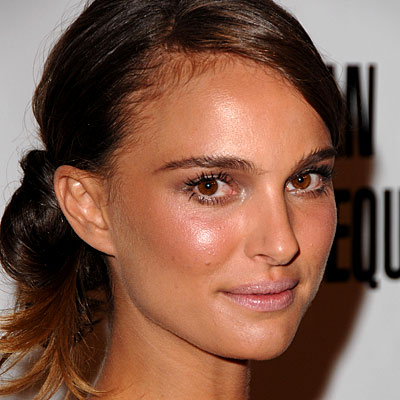 Wildest Makeup Looks. Natalie Portman's Tan Skin