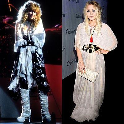 Stevie Nicks Fashion Style