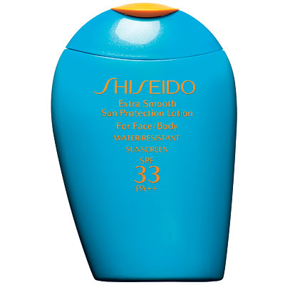 122807 shiseido a Top 10 Summer Beauty Products