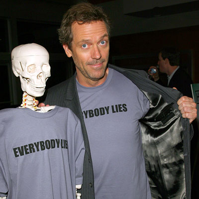 Heroes Party and Daily Hot Shots. Hugh Laurie