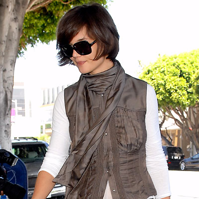 Katie Holmes Fashion Style on Fashion Katie Holmes Haircut Styles Pictures   Celebrity Hair Fashion