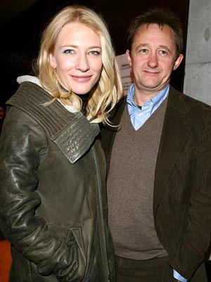 cate blanchett about husband Cate Blanchett Husband