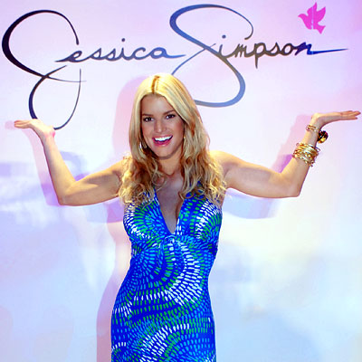Jessica Simpson, Girl About Town