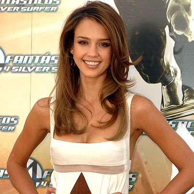 Jessica Alba and Daily Hot