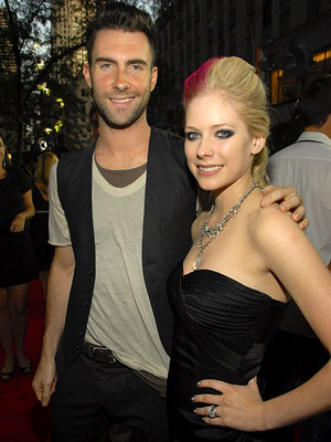 Adam Levine beautiful wallpaper and Avril Lavigne