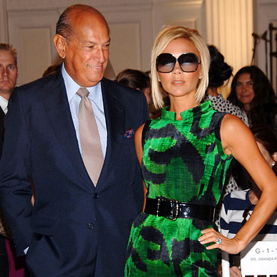 Oscar de la Renta, Victoria Beckham, Fashion Week Day 6