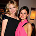 Kirsten Dunst, Rachel Bilson, Paris Fashion Week