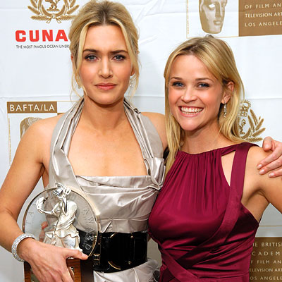 Kate Winslet, Reese Witherspoon, celebrity best friends, best of 2007