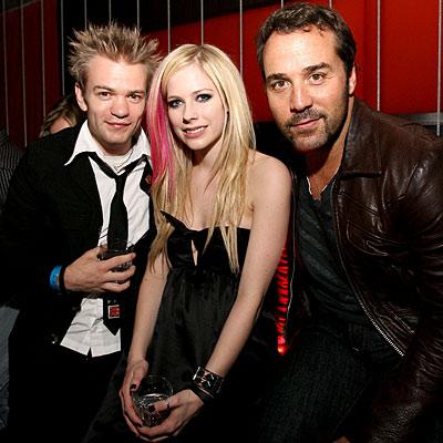 avril lavigne deryck whibley. Deryck Whibley, Avril Lavigne