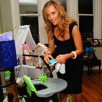 celebrity baby showers kim raver celebrity baby