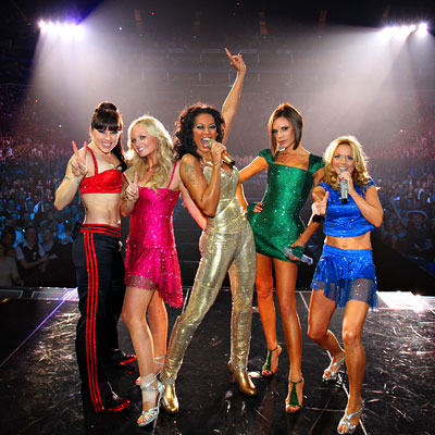 Spice Girls, Performance at O2 Arena, London