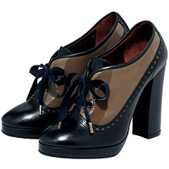Marc by Marc Jacobs Oxfords from instyle.com