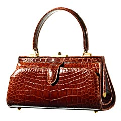 Brooks Brothers Alligator Bag