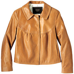 Coach Leather Jacket from instyle.com