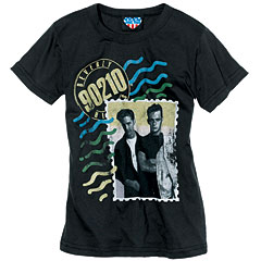 Beverly Hills 90210 t-shirt, Junk Food
