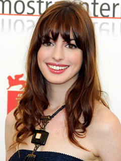 Anne Hathaway, transformation, celebrity hair, celebrity makeup