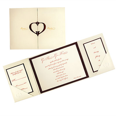 Gwen Stefani and Gavin Rossdale invitation wedding Print Twitter