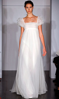 Christos - Top 25 Wedding Gowns - In Style Weddings from instyleweddings.com