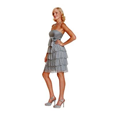 Fashion Forward Bridesmaid Dresses