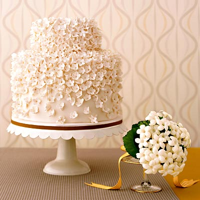 red and white wedding cake Kirsten Strecker Print Twitter