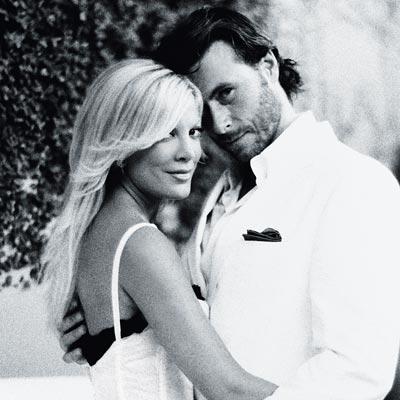 Fall Wedding on Celebrity Wedding  Tori Spelling   Dean Mcdermott
