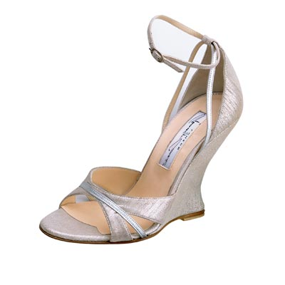 Wedding Shoes Wedge