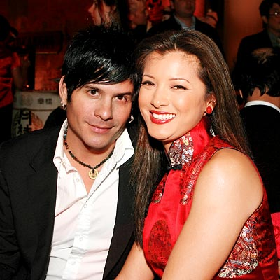Kelly Hu and mitch allan