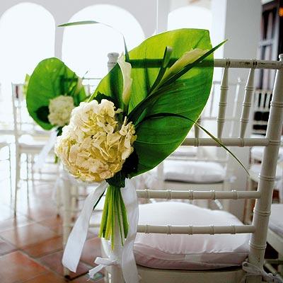 Anna Ortiz Noah Lebenzon 39s Wedding Ceremony Decor Angelica Glass