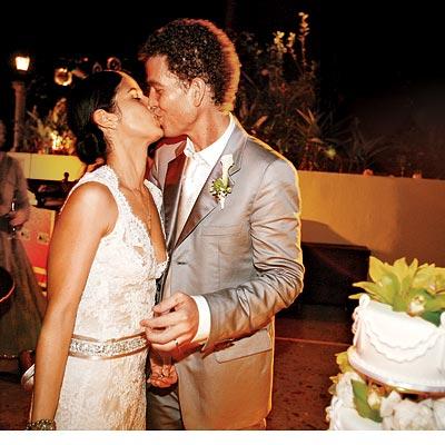 Ana Ortiz couple