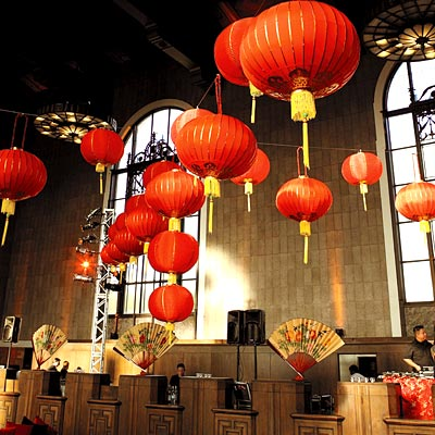 Fall wedding reception decoration ideas wedding decorations for Chinese decorations