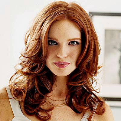 Pictures of Redheads hair makeup photo 55931-2