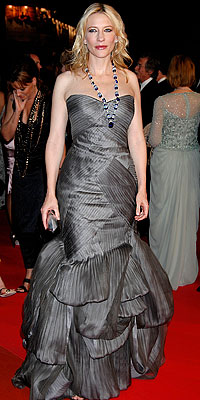 Cate Blanchett - 2008 Cannes Best Dressed - Film Festival Central - Celebrity - In Style :  celebrities style central blanchett