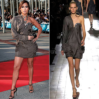 Jennifer Lopez Stars Love Lanvin