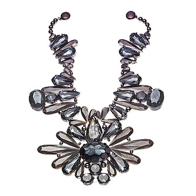 Nina Ricci - Statement Necklaces - Fall Accessories Report 2008 - Trends - In Style