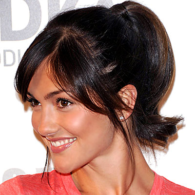 Perfect Ponytails Every Time - Minka Kelly