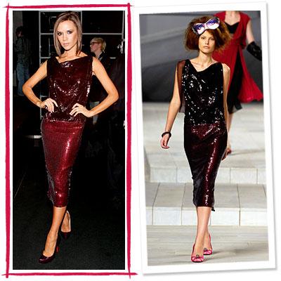 Victoria Beckham Fashion Show on Victoria Beckham   Stars Love    Marc Jacobs   Star Fashion   Fashion
