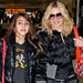 Madonna, Lourdes Leon, Mommy and Me