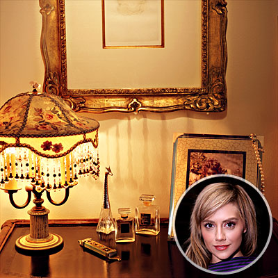 Brittany Murphy's Perfume Bottles, Best Vintage Finds